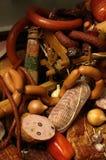 Salchicha allsorts Foto de archivo