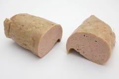 Salchicha de cerdo cocida al vapor vietnamita Imagen de archivo