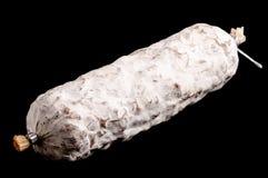 Salchicha del salami Fotos de archivo