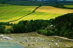 Salcombe Royalty Free Stock Images