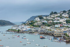 Salcombe Fotografia de Stock Royalty Free