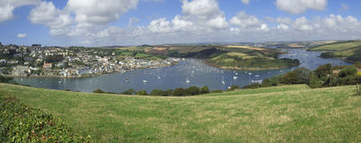 Salcombe Photo stock