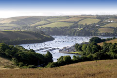 Salcombe Royalty Free Stock Image