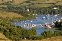 Salcombe Royalty Free Stock Photo