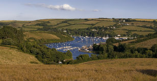 Salcombe Stock Photo
