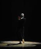 Sald lumineux et foncé-should've, j'aime la danse vous-moderne Photo stock