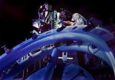 Saldatore aerospaziale Immagini Stock Libere da Diritti