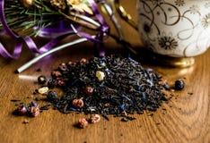 Saldatura del tè Immagini Stock Libere da Diritti