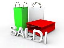 SALDI Stock Photo