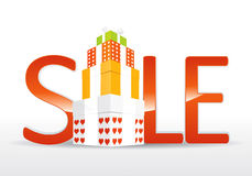 Sale 1 Stock Image