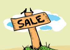 Sale. A design for sale Royalty Free Stock Images