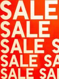 On Sale Royalty Free Stock Images