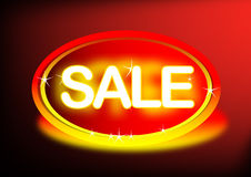 Sale. Logo and created in illustrator Stock Photos