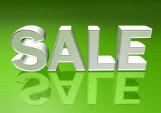 Sale. Holiday Sale or Season Sale Sign Royalty Free Stock Photography