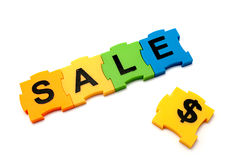 Sale & $ Stock Photo