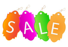 Sale stock illustrationer