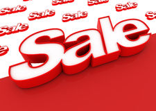 Sale! Stock Image
