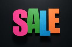 Sale for all tastes Royalty Free Stock Photography