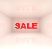 Sale for Apartment Stock Photos