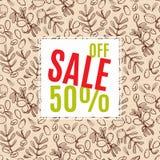 Sale av eco-stil baner Fotografering för Bildbyråer