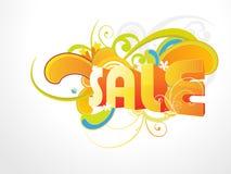 Sale backgroud  Stock Image