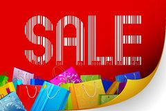 Sale Background Royalty Free Stock Photo