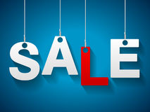 Sale background Stock Photo