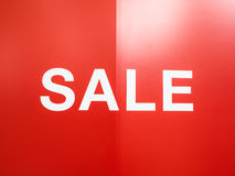 Sale background Stock Photography