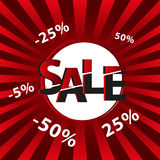 Sale Background Royalty Free Stock Image