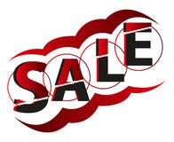 Sale Background Royalty Free Stock Photography