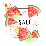 Sale background Stock Image