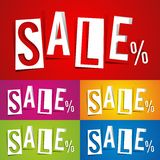 Sale Backgrounds Stock Images