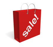 Sale Bag Stock Image