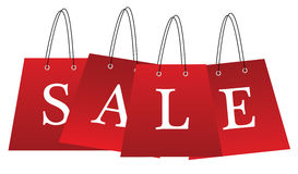 Sale Bags Stock Images