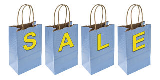 Sale Bags Royalty Free Stock Photos