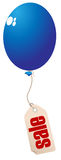 On sale balloon Stock Images