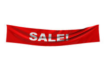 Sale banner Stock Photos