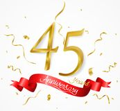 Sale banner with confetti. Illustration of Sale banner with confetti Stock Images