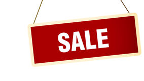 Sale Banner. Stock Images