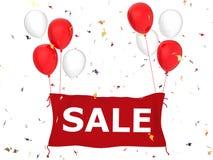 Sale banner Stock Photo