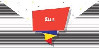 Sale banner design. Sale banner, brochure catalog cover, poster, flyer, wallpaper artistic, futuristic design. Modern Bright Wallpaper Presentation Vector Stock Photo