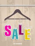 Sale banner. Design decoration. Stock Image