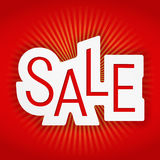 Sale Banner Stock Photography