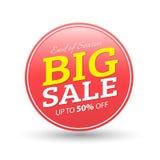 Big Sale banner Royalty Free Stock Image