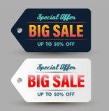 Big Sale banner Stock Photography