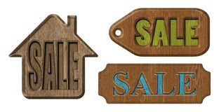 Sale banner Royalty Free Stock Photo