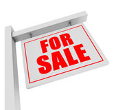 For sale banner Royalty Free Stock Photo