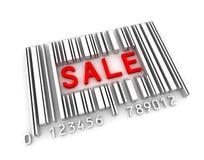 Sale Bar Code Stock Image