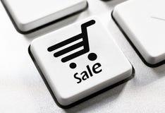 Sale button Stock Photo