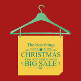 Sale christmas Stock Images